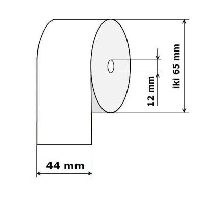 Kasos aparato juosta 44 mm 40 m Ofset (skersmuo iki 65 mm)