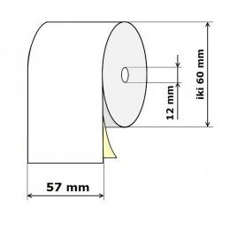 Kasos aparato juosta 57 mm 16 m Sc+sc (skersmuo iki 60 mm)