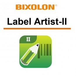 Lipdukų spausdinimo programa Bixolon Label Artist