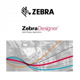 Lipdukų spausdinimo programa Zebra Designer