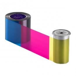Dažanti juostelė Datacard 5 spalvų (250 kadrų)