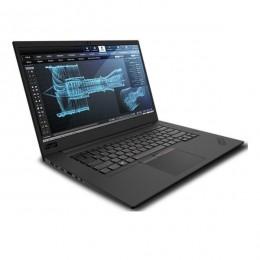 Nešiojamas kompiuteris Lenovo ThinkPad P1 Black