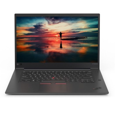 Nešiojamas kompiuteris Lenovo ThinkPad X1 Extreme Black