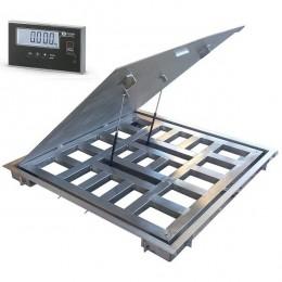 Platforminės svarstyklės  Elicom B-SS-O serija (pramoniniam naudojimui)