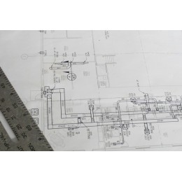 Papildomi darbai (tinklo kabelių įrengimas), 1val
