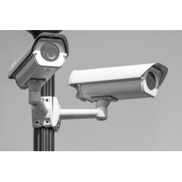 Vaizdo stebėjimo kamerų įrengimas, 1 val.