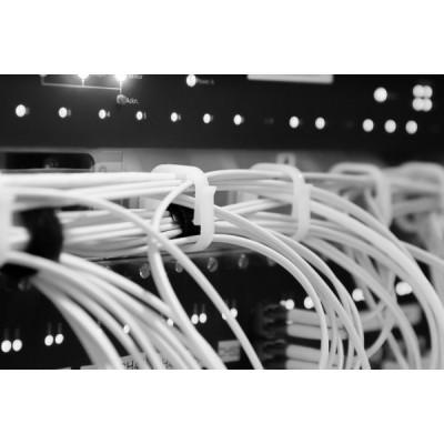 Vaizdo stebėjimo sistemos tinklo kabelių įrengimas, 1 val.