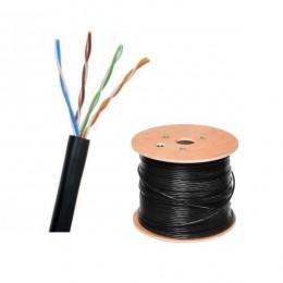 Tinklo kabelis UTP cat5e neekranuotas lauko