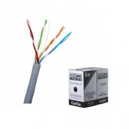 Tinklo kabelis UTP cat5e neekranuotas vidaus