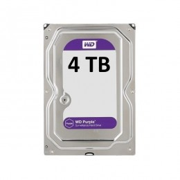 Kietasis diskas WD purple 4TB